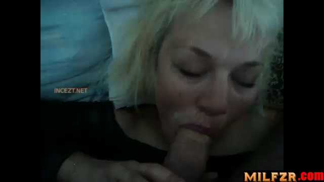 Real Mother and Son Homemade POV