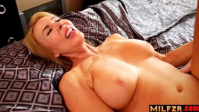 Erica Lauren – Mom And Son Pay For Dad's Mistakes