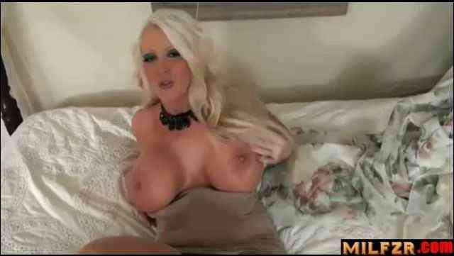 Alura Jensen son fucks mommy hard