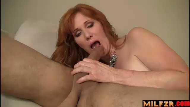 Redhead Mom Loves A Good Creampie